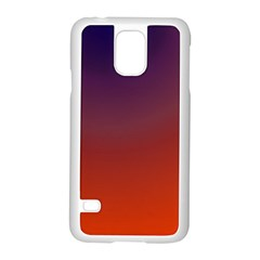 Course Colorful Pattern Abstract Samsung Galaxy S5 Case (white)