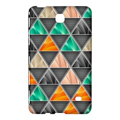 Abstract Geometric Triangle Shape Samsung Galaxy Tab 4 (7 ) Hardshell Case