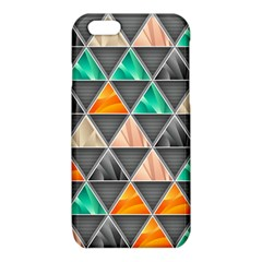 Abstract Geometric Triangle Shape iPhone 6/6S TPU Case