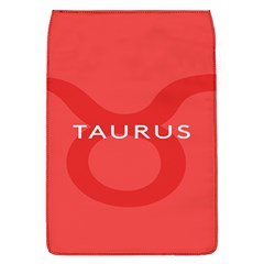 Zodizc Taurus Red Flap Covers (L)