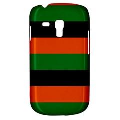 Color Green Orange Black Galaxy S3 Mini
