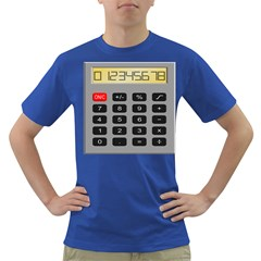 Calculator Dark T-Shirt