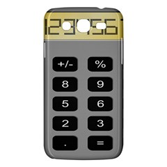 Calculator Samsung Galaxy Mega 5.8 I9152 Hardshell Case