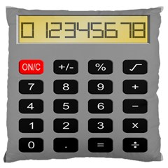 Calculator Standard Flano Cushion Case (Two Sides)