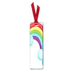 Could Rainbow Red Yellow Green Blue Purple Small Book Marks