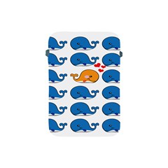 Fish Animals Whale Blue Orange Love Apple iPad Mini Protective Soft Cases