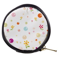 Flower Floral Star Balloon Bubble Mini Makeup Bags