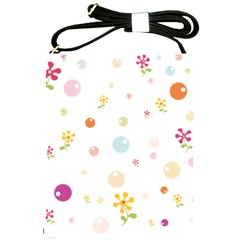 Flower Floral Star Balloon Bubble Shoulder Sling Bags