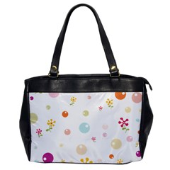 Flower Floral Star Balloon Bubble Office Handbags