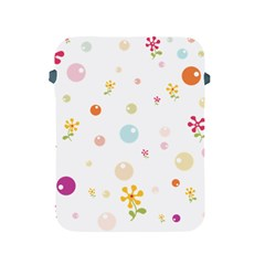 Flower Floral Star Balloon Bubble Apple iPad 2/3/4 Protective Soft Cases