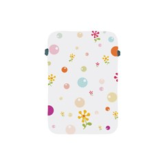 Flower Floral Star Balloon Bubble Apple iPad Mini Protective Soft Cases