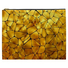 Gold Cosmetic Bag (XXXL)