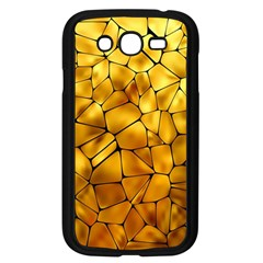 Gold Samsung Galaxy Grand DUOS I9082 Case (Black)