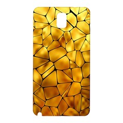 Gold Samsung Galaxy Note 3 N9005 Hardshell Back Case