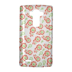 Flower Floral Red Star Sunflower LG G4 Hardshell Case