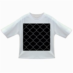 Iron Wire White Black Infant/Toddler T-Shirts