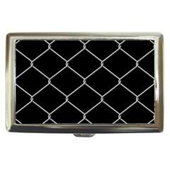 Iron Wire White Black Cigarette Money Cases