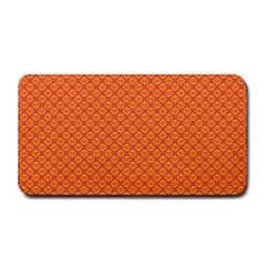 Heart Orange Love Medium Bar Mats