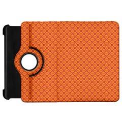 Heart Orange Love Kindle Fire HD 7