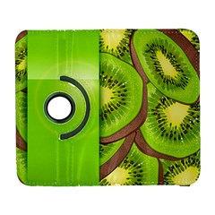 Fruit Slice Kiwi Green Galaxy S3 (Flip/Folio)