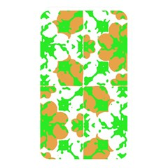 Graphic Floral Seamless Pattern Mosaic Memory Card Reader