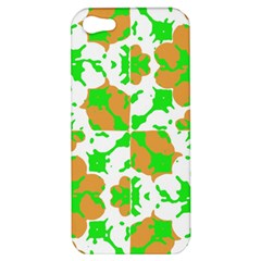 Graphic Floral Seamless Pattern Mosaic Apple iPhone 5 Hardshell Case