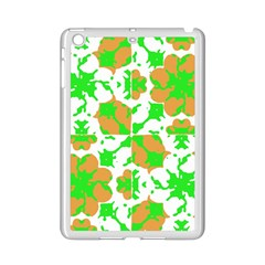 Graphic Floral Seamless Pattern Mosaic iPad Mini 2 Enamel Coated Cases