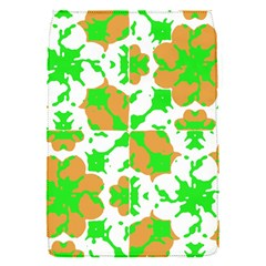 Graphic Floral Seamless Pattern Mosaic Flap Covers (S)