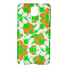 Graphic Floral Seamless Pattern Mosaic Samsung Galaxy Note 3 N9005 Hardshell Case