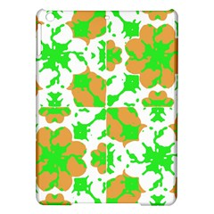 Graphic Floral Seamless Pattern Mosaic iPad Air Hardshell Cases