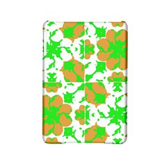 Graphic Floral Seamless Pattern Mosaic iPad Mini 2 Hardshell Cases