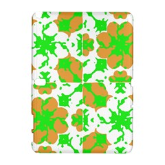 Graphic Floral Seamless Pattern Mosaic Galaxy Note 1