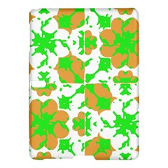 Graphic Floral Seamless Pattern Mosaic Samsung Galaxy Tab S (10.5 ) Hardshell Case