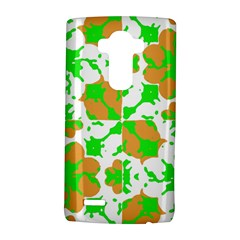 Graphic Floral Seamless Pattern Mosaic LG G4 Hardshell Case