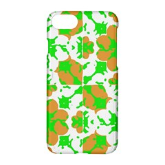 Graphic Floral Seamless Pattern Mosaic Apple Iphone 7 Hardshell Case