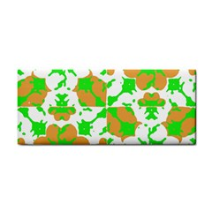 Graphic Floral Seamless Pattern Mosaic Cosmetic Storage Cases