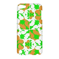 Graphic Floral Seamless Pattern Mosaic Apple iPod Touch 5 Hardshell Case