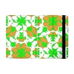 Graphic Floral Seamless Pattern Mosaic Apple iPad Mini Flip Case
