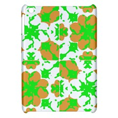 Graphic Floral Seamless Pattern Mosaic Apple iPad Mini Hardshell Case