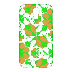 Graphic Floral Seamless Pattern Mosaic Samsung Galaxy S4 I9500/I9505 Hardshell Case