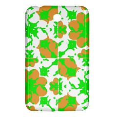 Graphic Floral Seamless Pattern Mosaic Samsung Galaxy Tab 3 (7 ) P3200 Hardshell Case