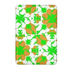 Graphic Floral Seamless Pattern Mosaic Samsung Galaxy Tab 2 (10.1 ) P5100 Hardshell Case