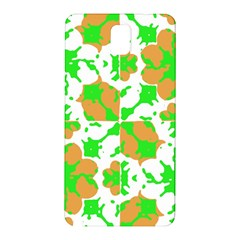 Graphic Floral Seamless Pattern Mosaic Samsung Galaxy Note 3 N9005 Hardshell Back Case