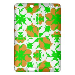 Graphic Floral Seamless Pattern Mosaic Amazon Kindle Fire HD (2013) Hardshell Case