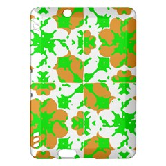 Graphic Floral Seamless Pattern Mosaic Kindle Fire HDX Hardshell Case