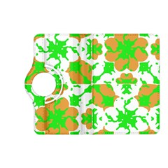Graphic Floral Seamless Pattern Mosaic Kindle Fire HD (2013) Flip 360 Case