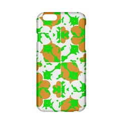 Graphic Floral Seamless Pattern Mosaic Apple iPhone 6/6S Hardshell Case