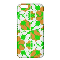 Graphic Floral Seamless Pattern Mosaic Apple iPhone 6 Plus/6S Plus Hardshell Case