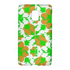 Graphic Floral Seamless Pattern Mosaic Galaxy Note Edge