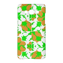Graphic Floral Seamless Pattern Mosaic Samsung Galaxy A5 Hardshell Case